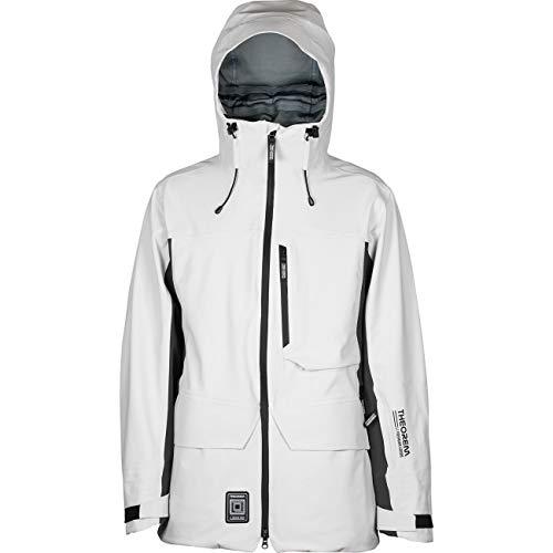 L1 Premium Goods Herren Ski- Snowboardjacke Alpha Jkt´21; 3-Lagen Funktionsjacke; 20.000mm Wassersäule; L; Ghost-Raven