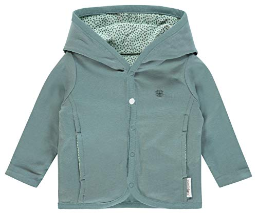 Noppies Baby-Unisex U Cardigan rev Haye Strickjacke, Grün (Grey Mint C175), 62