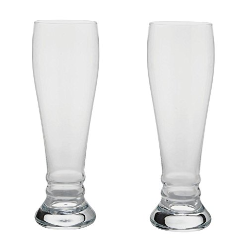 Schott Zwiesel 118661 BASIC Weizen Bierglas Set, Glas, transparent