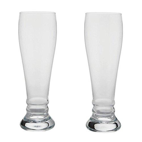 Schott Zwiesel 118661 BASIC Weizen Bierglas Set, Glas