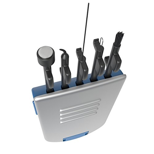 ACULIFE 400586 5 in 1 Reinigungswerkzeug für Hörgeräte