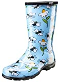 Sloggers 5020BEEBL08 Waterproof Comfort Boot, 8, BEE Blue