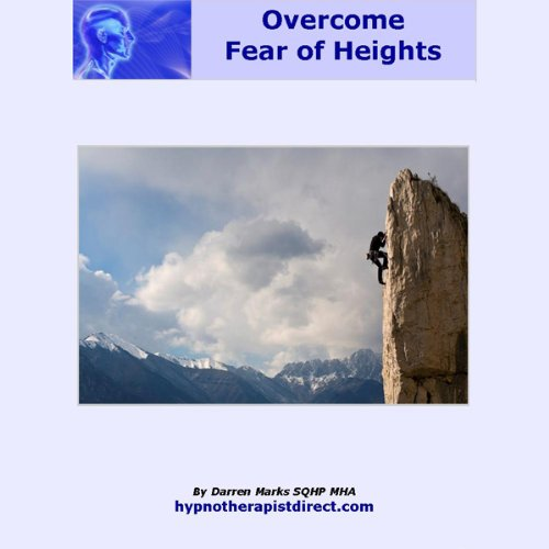 Overcome Fear of Heights audiobook cover art