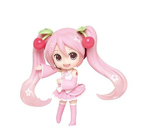 Taito Doll Crystal Sakura Miku Figure
