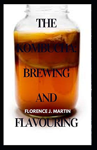The Kombucha: Brewing and Flavouring: This is a symbiotic culture of bacteria and yeast (SCOBY) that's added to a mixture of green or black tea and sugar