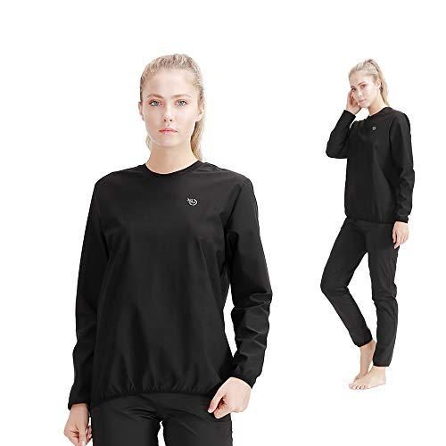 365 DAYS Sauna Suit for Women Weight Loss Sweat Suit Slim Fitness Clothes