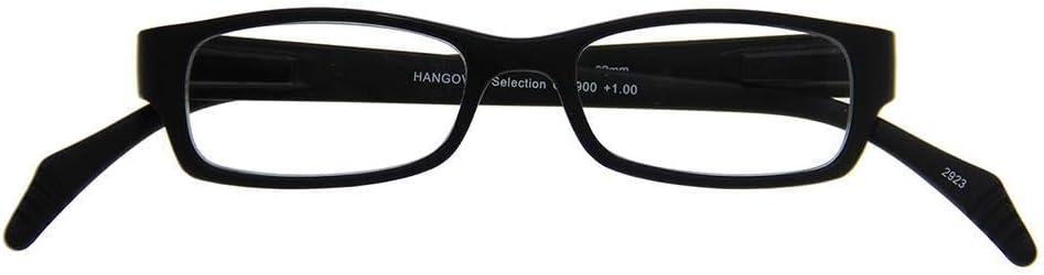 I NEED YOU gafas de lectura Hangover selección SPH: 2.50 Color: negro