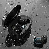 E7S TWS 5.0 - Auriculares in-Ear (Bluetooth, con botón, Pantalla LED de Alta definición)