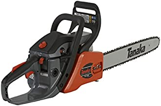 Tanaka TCS33EB/16 32cc 16-Inch 2-Stroke Gas Powered Rear Handle Chain Saw