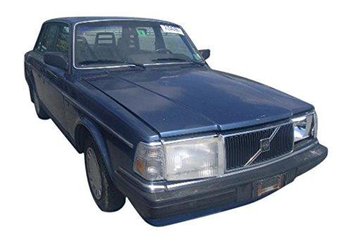 Representative 1990 240 shown. Volvo