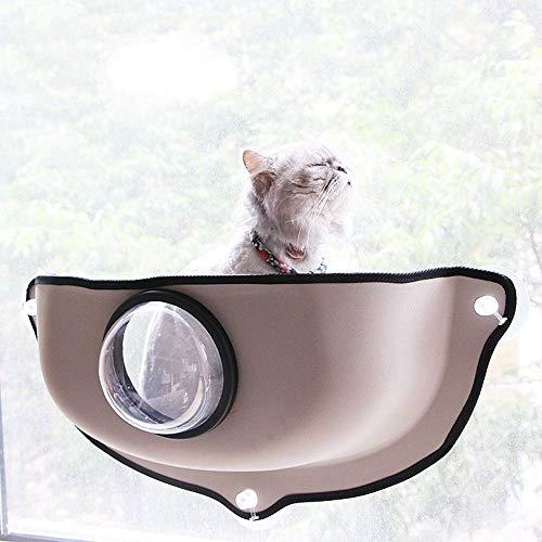 ZXL (73 * 35 * 15 cm zuignap kat hangmat kat raam staander huisdierbenodigdheden direct creatieve hangende vensterbank huisdier nest