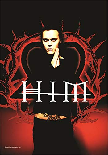 Him,Oct. Ville, Fahne