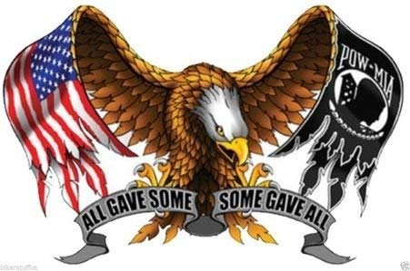 MFX Design All Gave Some Some Gave All with Eagle...