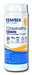 kem tek pool chlorine tablet