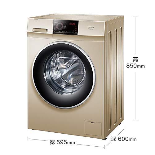 Wasmachine 10 kg volautomatisch voor de omzetting van huishoudelijke energie. Moet dunne grote capaciteit trommelwasmachine een energiezuinige sterilisatie bij hoge temperaturen te wassen.