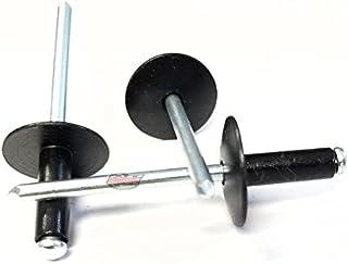 0.375 Length Aluminum Blind Rivet 3//32 OD #41 Drill Size Pack of 100 Meets IFI Grade 11 0.126-0.25 Grip Range