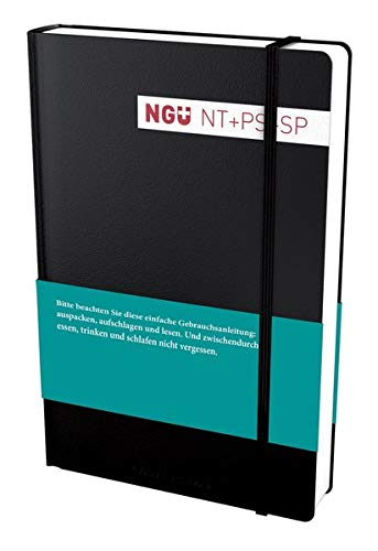 413Ia039utL - Neue Genfer Uebersetzung (NGU) - Neues Testament + Psalmen