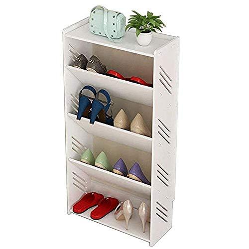 Massivholz Schräg Dreieck Schuhregal, einfache und moderne Home Living Room...