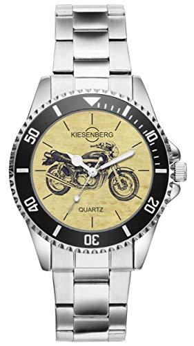 Geschenk für Kawasaki Zephyr Motorrad Fahrer Fans Kiesenberg Uhr 20607