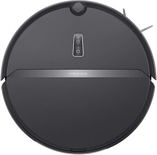 Roborock E4 and Mop Robot Vacuum: 2000Pa Strong Suction, App Control, Scheduling and Route Planning