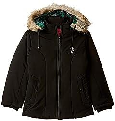 Fort Collins Girls Quilted Regular Fit Jacket