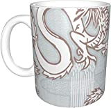 KEROTA Tazas de dragón,tazas,Copa de bebida