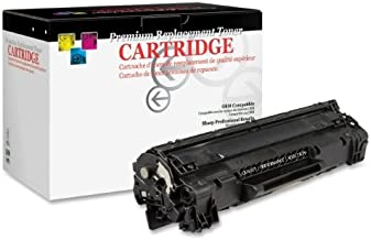 West Point Products Toner Cartridge, 1600 Page Yield, Black