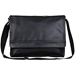 in budget affordable Kenneth Cole REACTION Travel Bag for Grand Central Laptops and Tablets in Vegan Leather…