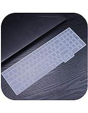 For Lenovo ThinkPad E15 Gen 2 2021 L15 P15 P15V T15 P15SP53シリコンラップトップキーボードカバースキン用 -Clear