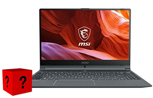 "XPC MSI Modern 14 Notebook (Intel 10th Gen i5-10210U, 32GB RAM, 1TB NVMe SSD, MX250 2GB, 14"" Full HD, Windows 10 Pro) Professional Laptop"