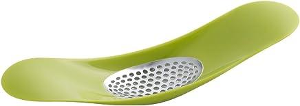 Joseph Joseph 20062 Garlic Rocker Crusher Mincer Press Plastic Dishwasher Safe, Green