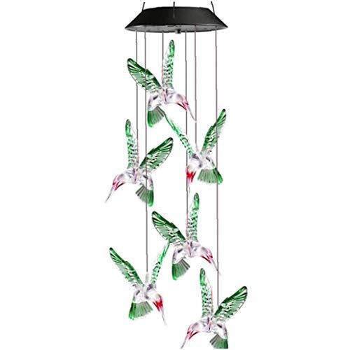 12 LED Butterfly Solar String Lights Fiber Optic Beautiful Fairy Lights Waterproof Solar Garden String Lights for Outdoor Decoration Gardening Supplies