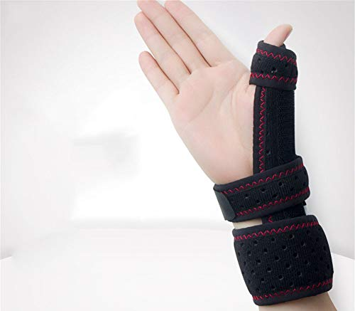 Wrist Support - Thumb Wrist Support Brace-Best for Chronic RSI & CTS Pain Relief, Arthritis - Wrist Wraps