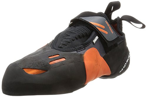 Mad Rock Mad Rock Shark 2.0 Kletterschuhe Black/orange Schuhgröße EU 42 2021 Boulderschuhe