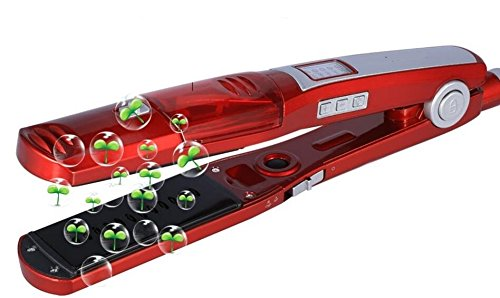 Steam Hair Straightener Steam Comb Straightening Irons Automatic Straight Hair Brush Steam Flat Iron Electric Ceramic Hair Straightener Tools