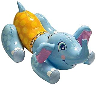 Intex Inflatable Lil' Elephant Ride-on- 56553