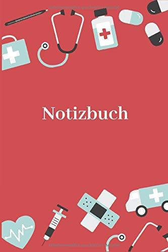 Notizbuch für Krankenschwestern: Das Notizbuch für Schwestern und Pfleger - Liniert mit 120 Seiten in Taschenbuchgröße a5