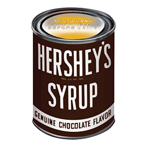 La Plakette reclame Hershey's Bonbons en chocolade