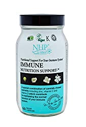 This supplement helps to support and maintain healthy immune function. Contains zinc, vitamin D3, vitamin C, probiotics and more The ingredients are organic where possible Registered with the Vegan and Vegetarian Societies. Kosher approved. Halal cer...
