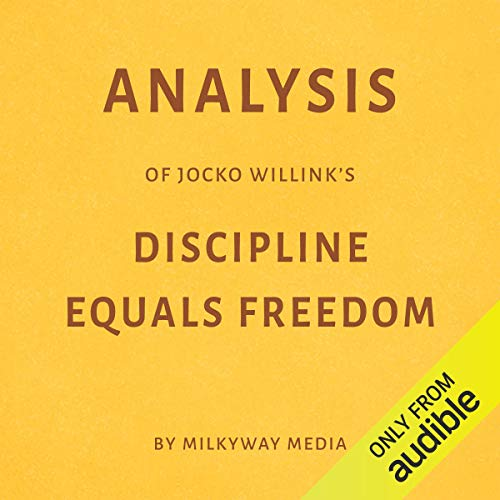 Analysis of Jocko Willink's Discipline Equals Freedom Titelbild