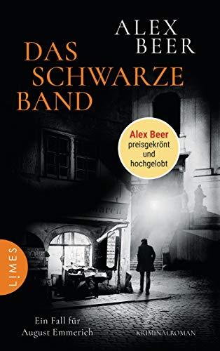 Das schwarze Band: Ein Fall für August Emmerich - Kriminalroman (Die Kriminalinspektor-Emmerich-Reihe, Band 4)