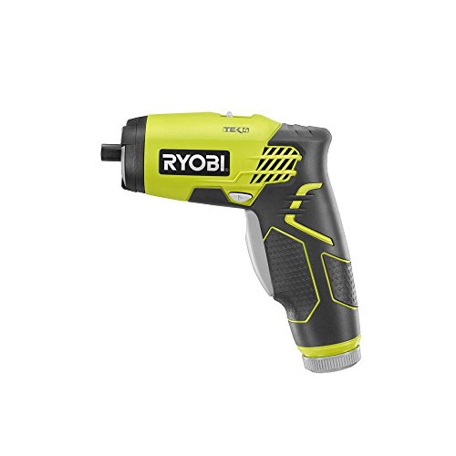 Ryobi ZRHP54L 4-Volt Lithium-Ion Screwdriver Kit (Renewed)