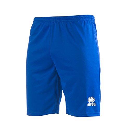 Errea Kinder Maxy Skin Kurze Sporthose, hellblau, Einheitsgröße
