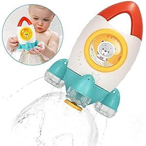 BESTZY Juguetes de Baño para Bebé Niños Natación Flotante,Juguetes para bebés 2 años