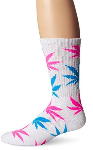 HUF Neon Plantlife Crew Sock