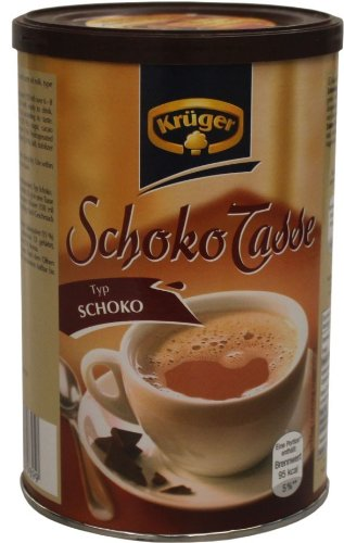 Krüger Schoko-Tasse Typ Schoko Dose 250g