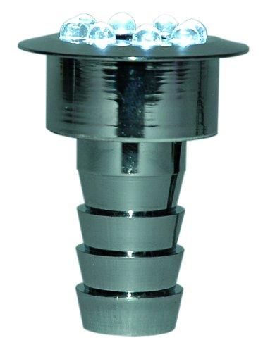 Wasserspielbeleuchtung, LED-Ring, LED, Kerry, Brunnenlicht, inkl. Trafo und 10m Kabel