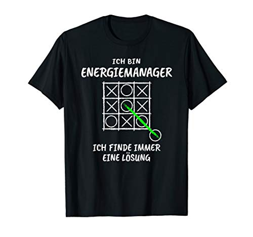 Energiemanager T-Shirt