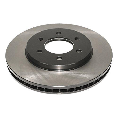 DuraGo BR5409902 Front Vented Disc Premium Electrophoretic Brake Rotor