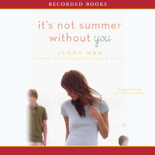 It's Not Summer Without You audiobook cover art